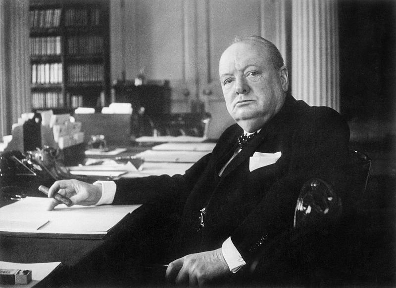 Major acts of Churchill: Education Act 1944: raised the school leavers age to 14; introduction of the 11+.